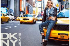Rita Ora Makes Times Square Cool With DKNY #Refinery29