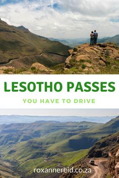 3 passes in Lesotho you have to drive, including Sani Pass, Mafika Lisiu Pass and Moteng Pass. And one that's a bit of a letdown, Tlaeeng Pass Slow Travel, Travel Tips, Africa Destinations, Safari, Koh Tao, Africa Travel, Culture Travel, Where To Go, Backpacking