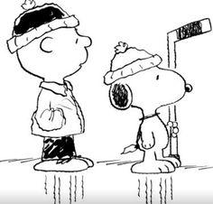 Snoopy likes hockey Peanuts Christmas, Charlie Brown Christmas, Charlie Brown And Snoopy, Peanuts Cartoon, Peanuts Snoopy, Snoopy Love, Snoopy And Woodstock, Hershey Bears, Hockey Pictures