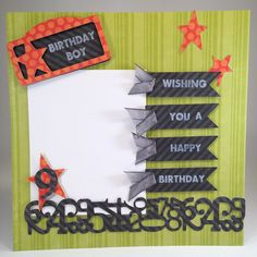 8 x8 scrapbook page layouts | ... are featuring scrapbook pages using the newest My Pink Stamper stamps