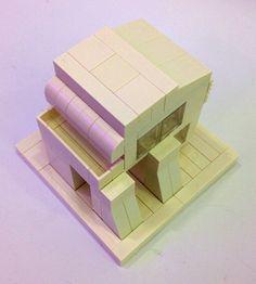 Sam Harris Lego Model 1 ©