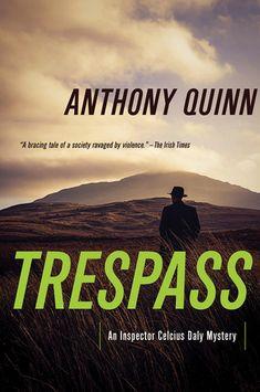 Trespass (Detective Celcius Daly Mystery)