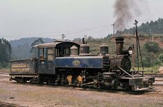The Perus-Pirapora Railway 1977 - Part 2
