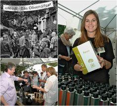 Impressionen von Oliandi - dem Olivenölfest von zait in Zell im Zellertal. Collage: Moderne Topfologoe #MoToLogie