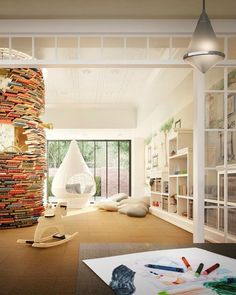 How to Upcycle Old Books into Décor Statements (via @scarletp)