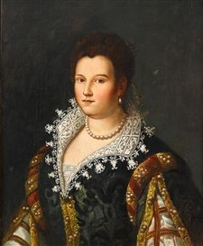 Florentine School, 16th Century, PORTRAIT OF BLANCA CAPPELLO, GRAND DUCHESS OF TUSCANY