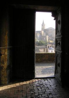 orvieto....medieval view