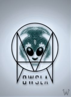 skrillex-alien-owsla❤-bmm
