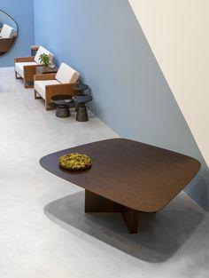 Mesa Nove   Nove Dining Table   Design Giacomo Tomazzi Studio para Allez Decor Dining Table, Studio, Design, Furniture, Home Decor, Centerpieces, Mesas, Decoration Home, Room Decor