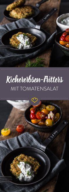 Ob als cremiger Hummus oder sättigende Proteineinlage im Salat - Kichererbsen schmecken in allen Varianten. Aber besonders als knusprige Taler zum Salat.