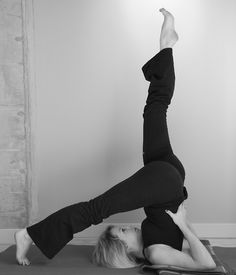 Yoga: I have a weird passion for yoga and one day, I just might be able to do this, or something halfway there lmbo