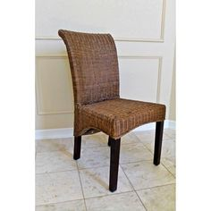 Have to have it. Campbell Woven Dining Chairs - Set of 2 $299.99