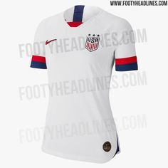 59b10b7a7cf 2019 FIFA Women's World Cup Kit Overview: Unique Kits From Adidas &  Nike -