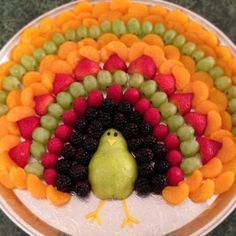 Thanksgiving - another good looking recipe with fruit