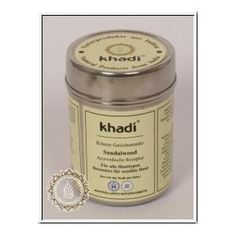 khadi Herbal Face Mask Sandalwood