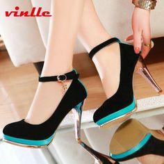 8f61ea196c3 2014 Woman s Fashion Pumps Shoes