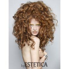 Hair: Andrew Barton  Make-up: Carol Brown  Styling: Cassie Steer  Photo: Elise Dumontet