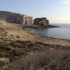 Dwejra Bay, Gozo.
