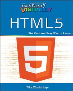Teach Yourself Visually HTML5