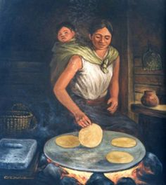 Mexican Artwork, Mexican Paintings, Mexican Folk Art, Art Latino, Art Chicano, Chicano Tattoos, Hispanic Art, Mexico Culture, Mexico Art