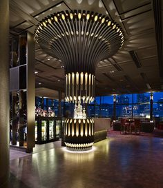 ILLUMNI INFINITY AWARDS 2012 AUSTRALASIAN WINNERS. SILVER, HOSPITALITY LIGHTING: CLUB 23 BY ELECTROLIGHT