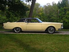1969 Lincoln Mark III Maintenance/restoration of old/vintage vehicles: the material for new cogs/casters/gears/pads could be cast polyamide which I (Cast polyamide) can produce. My contact: tatjana.alic@windowslive.com
