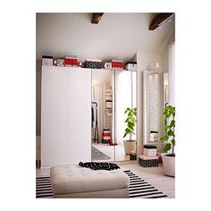 VIKEDAL Tür - 50x229 cm, Scharnier, sanft schließend - IKEA