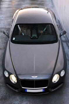 Visit The MACHINE Shop Café... ❤ Best of Bentley @ MACHINE ❤ (Bently Continental GT Coupé)