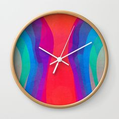 Check out society6curated.com for more! @society6 #art #design #creativity #creative #home #decor #homedecor #clocks #time #apartment #apartmenttherapy #homesweethome #sophomore #sophomoreyear #apartmentgoals #buy #shop #shopping #sale #gift #idea #gifting #giftidea #fun #cool #sweet #awesome #abstract #abstraction #red #blue #purple
