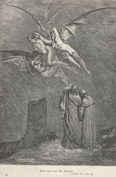 The Divine Comedy by Dante, Illustrated by Gustave Dore
