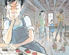 David Small book illustration
