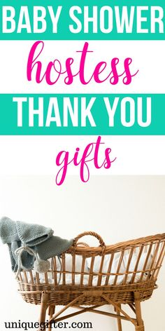 20 Baby Shower Hostess Thank You Gifts - Unique Gifter Baby Shower Hostess Gifts, Baby Shower Thank You Gifts, Baby Shower Favors, Baby Shower Parties, Gifts For Boss, Gifts For Mum, Baby Gifts, Perfect Gift For Him, Cool Gifts