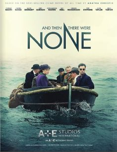 "adaptation of Agatha Christie's ""And Then There Were None."""