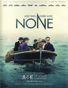 "Aidan Turner stars as Philip Lombard in A&E Studio's adaptation of Agatha Christie's ""And Then There Were None."""