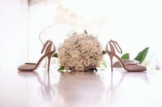 EVELIN E DEIVE « Bride Style Lindo sapatos by D&G in love #casamento #shoes #sapatos #noiva #bride #wedding