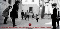 La Red de Bibliotecas y Archivos del CSIC os desea Felices Fiestas - csic.es