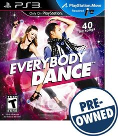 Everybody Dance — PRE-Owned - PlayStation 3