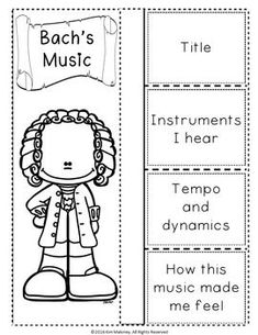 Music Composers: MOZART Music Listening Activities by MusicTeacherResources Music Lessons For Kids, Piano Lessons, Kids Music, Compositor Musical, Mozart, Music Worksheets, Reading Music, Active Listening, Primary Music