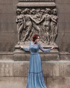 Beautiful Dresses, Nice Dresses, Maxi Skirts, Vogue Fashion, Celebrity Style, Outfit Ideas, Exterior, Photoshoot, Stylish