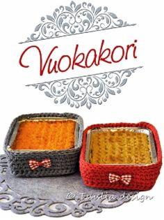 Virkkaus   Tuulia design. Iloa & Ideaa askarteluun ja käsitöihin! Knit Crochet, Coin Purse, Projects To Try, Purses, Knitting, Crocheting, Baskets, Design, Diy