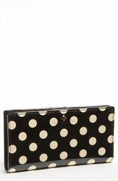 kate spade new york 'carlisle street - stacy' wallet