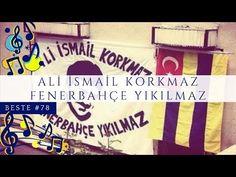 📣Beste 79 - Ali İsmail Korkmaz Fenerbahçe Yıkılmaz - YouTube Ali, Che Guevara, Artist, Youtube, Artists, Ant, Youtubers, Youtube Movies