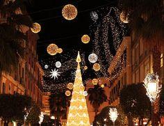 Accensione delle Luci d'Artista a Salerno, ok anche le navette