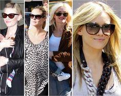Novidade no blog: Tendência de óculos escuros verão 2014