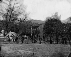 April 9, 1865: The Surrender at Appomattox Court House, a small village that served as a way-station for travelers, in the 1848 brick home of Wilmer McLean, who had lived near Manassas during the First Battle of Bull Run, and had retired to Appomattox to escape the war. Roughly 175,000 Confederates remained in the field. Gen.  Johnston surrendered to Maj. Gen. Sherman in Durham, NC on April 26.