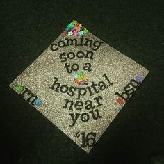trendy Ideas for medical school graduation party ideas scrub tops Nursing School Graduation, Nursing School Tips, Nursing Notes, Graduate School, Medical School, Nursing Schools, Ob Nursing, Nursing Scrubs, Graduation Cap Designs