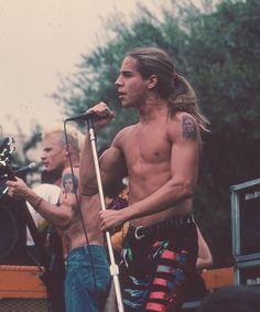 young flea + anthony kedis - 1980s
