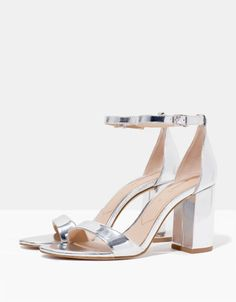 Bershka Hong Kong - Bershka fashion sandals with heels