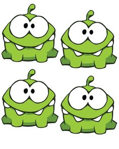 Cut the Rope Om Nom Invites Digital File by MyPookieDesigns Best Celebrity Halloween Costumes, Boy Birthday Invitations, Invites, Mazes For Kids, Cut The Ropes, Graffiti Characters, Girl First Birthday, 4th Birthday, Dinosaur Birthday Party