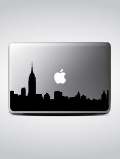 Hey, I found this really awesome Etsy listing at https://www.etsy.com/listing/73155121/new-york-skyline-macbook-decal-1-macbook